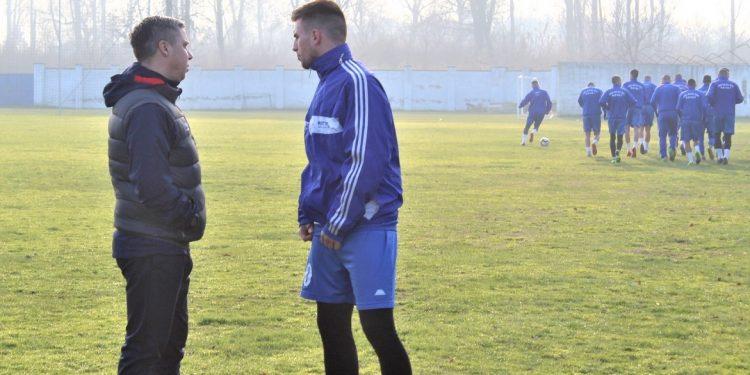Iako je počeo pripreme s matičnim klubom, Žatko Kobiljski se rastao s trenerom Milanom Belićem | Foto: V. Jankov