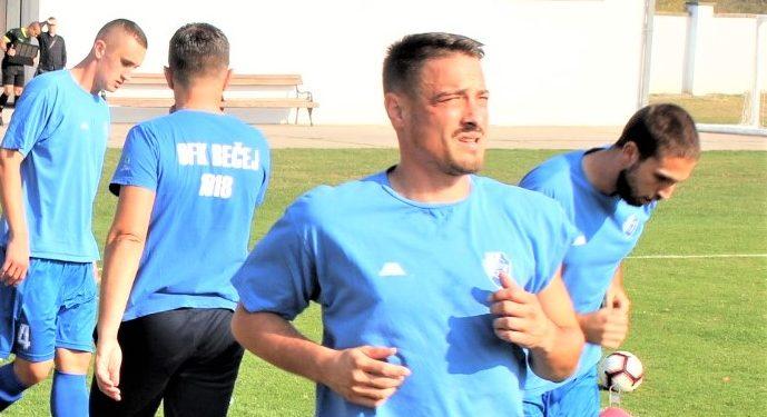 Petar Iliće je jedan od iskusnijih u timu Bečejaca