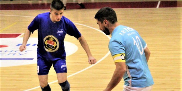 Kapiten Novobečejaca Veselin Guberinić igrao pod suspenzijom | Foto: V. Jankov