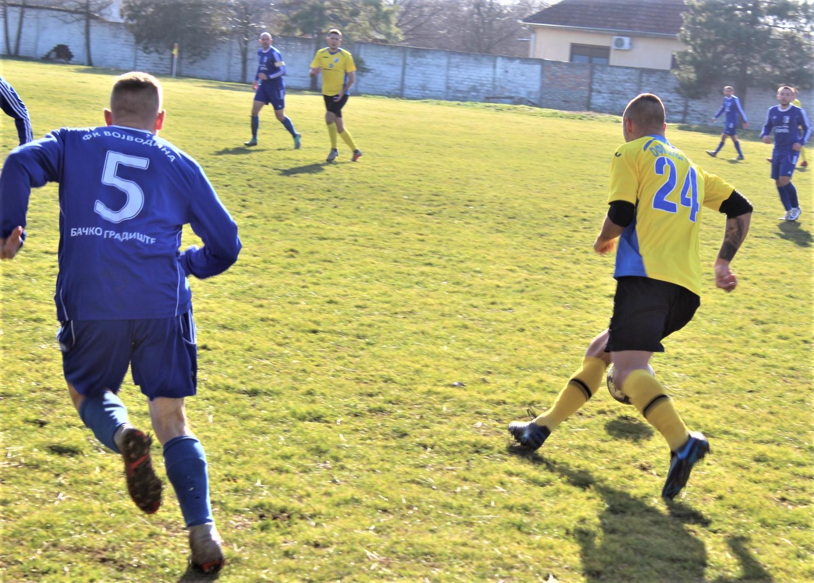 Luka Krajinović se i na drugoj utakmici upisao u listu strelaca
