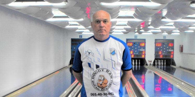 Milan Kaćanski je oborio najviše čunjeva u ekipi Vojvodine