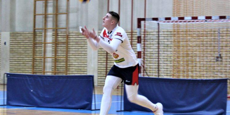 Mladi Miloš Rakić je pružio zapaženu igru