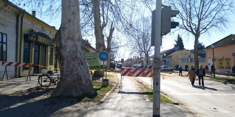 Deo Zelene ulice u Bečeju | Foto: O. Lukač