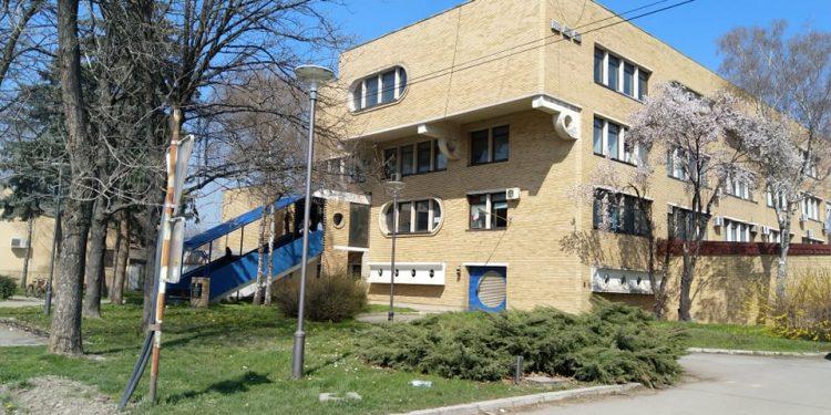 Policijska stanica u Bečeju | Foto: Oskar Lukač