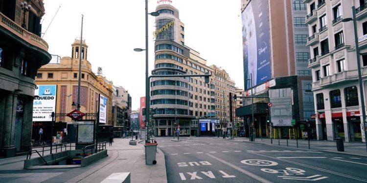 Ulice Madrida danas | Foto: L. Tajkov