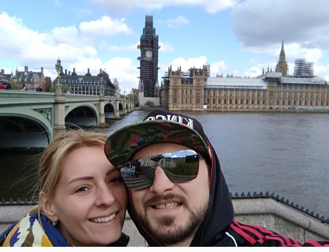 Bračni par Hadnađev - Život u metropoli sada ne podrazumeva obilazak i razgledanje