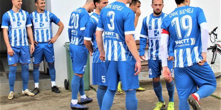 Fudbaleri Bečeja imaju popravni u Lovćencu
