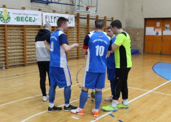 Futsaleri Bečeja priželjkuju ceo plen protiv Smederevaca