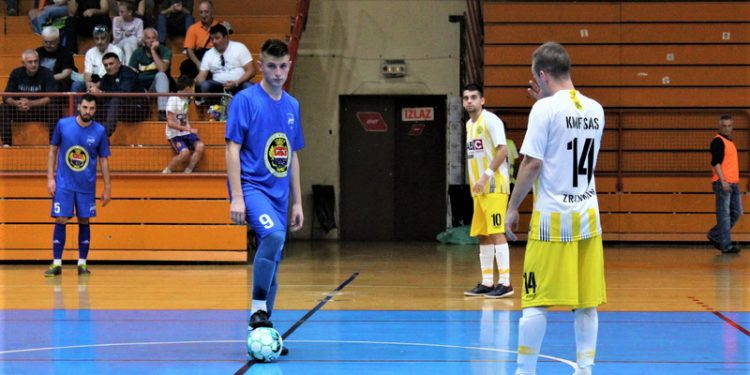 Sa jesenjašnje utakmice Bečejaca i Zrenjaninaca