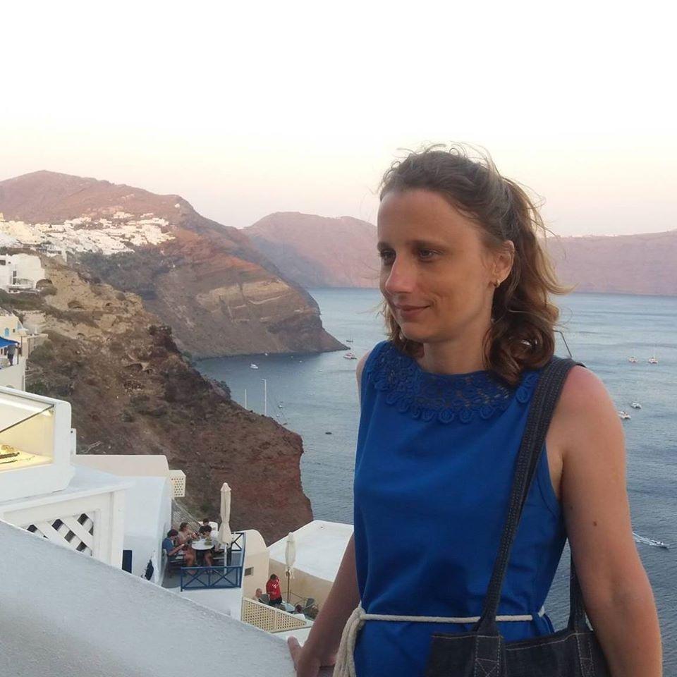 Putovanja će sačekati neko vreme | Sonja Predin, privatna arhiva