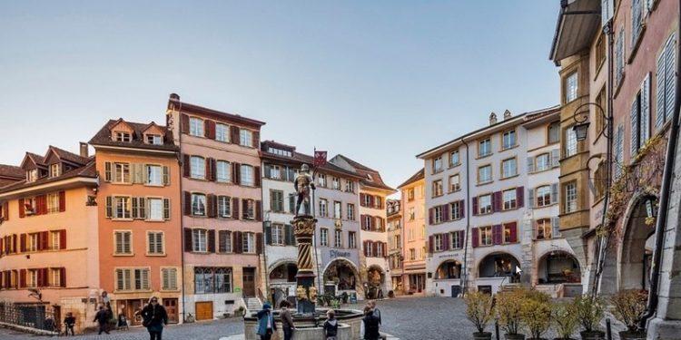 Mirni švajcarski gradić ovih dana još mirniji