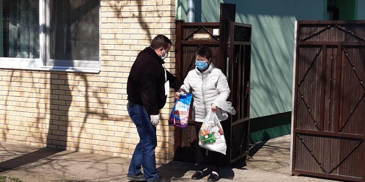 Podela pomoći počela u Bačkom Gradištu