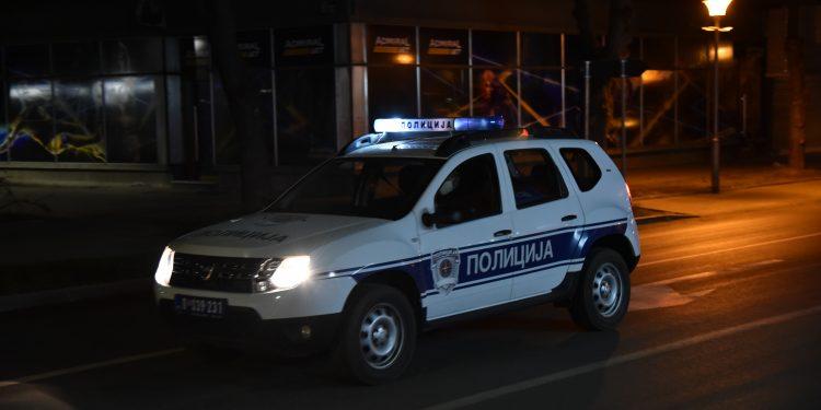 Policijski čas u Bečeju | Foto: MojBečej.rs