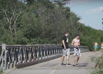 Most kod Bisernog ostrva | Arhivska fotografija