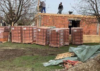 Gradi se nova kuća