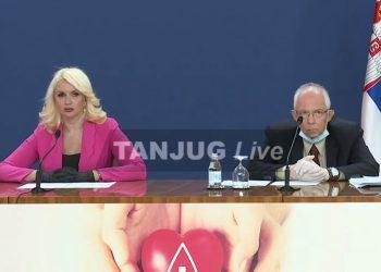 Konferencija za novinare kriznog štaba