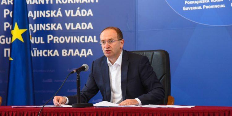 Zoran Gojković | Foto: Pokrajinska vlada