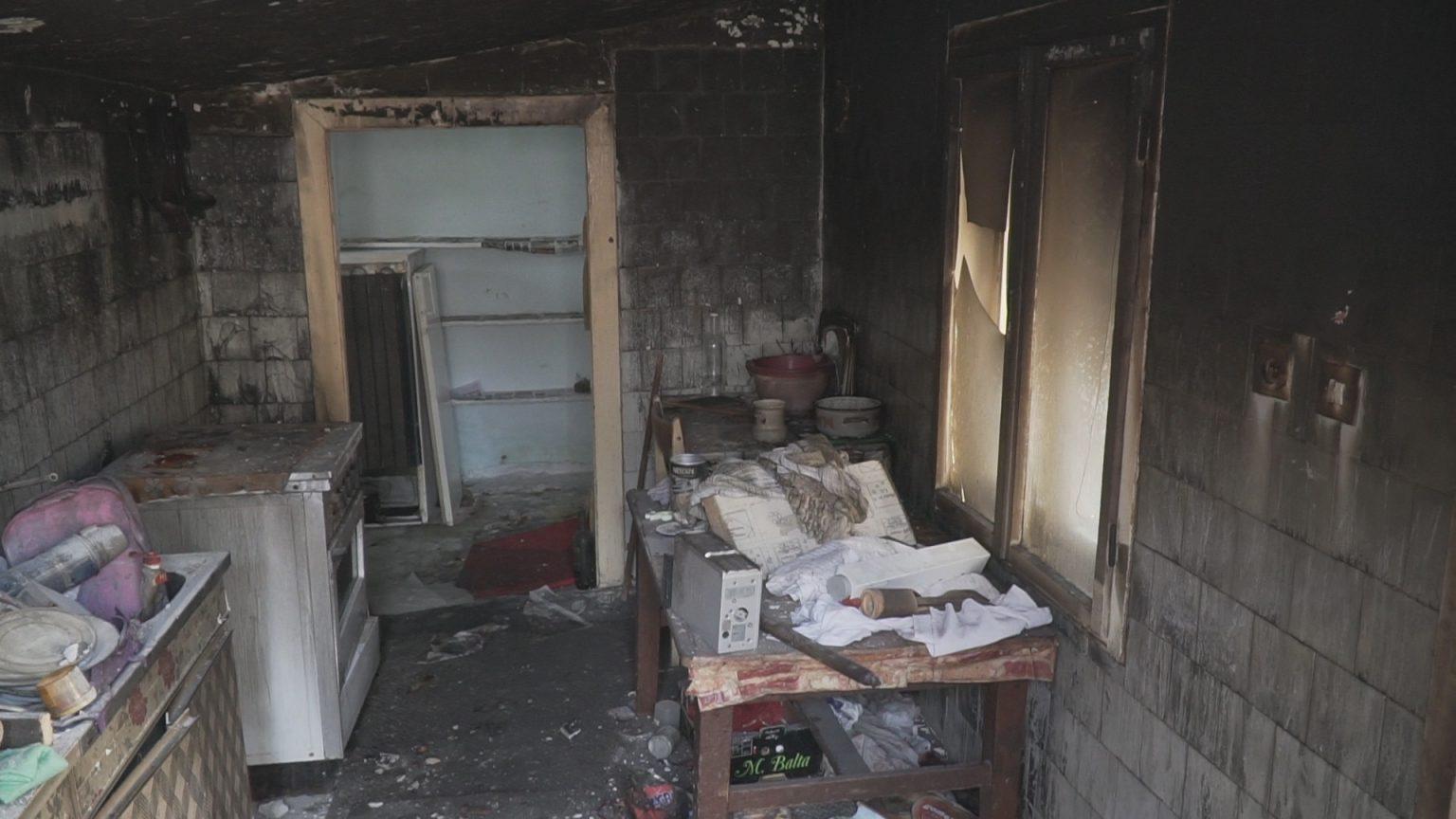 Gotovo ništa nije sačuvano u požaru