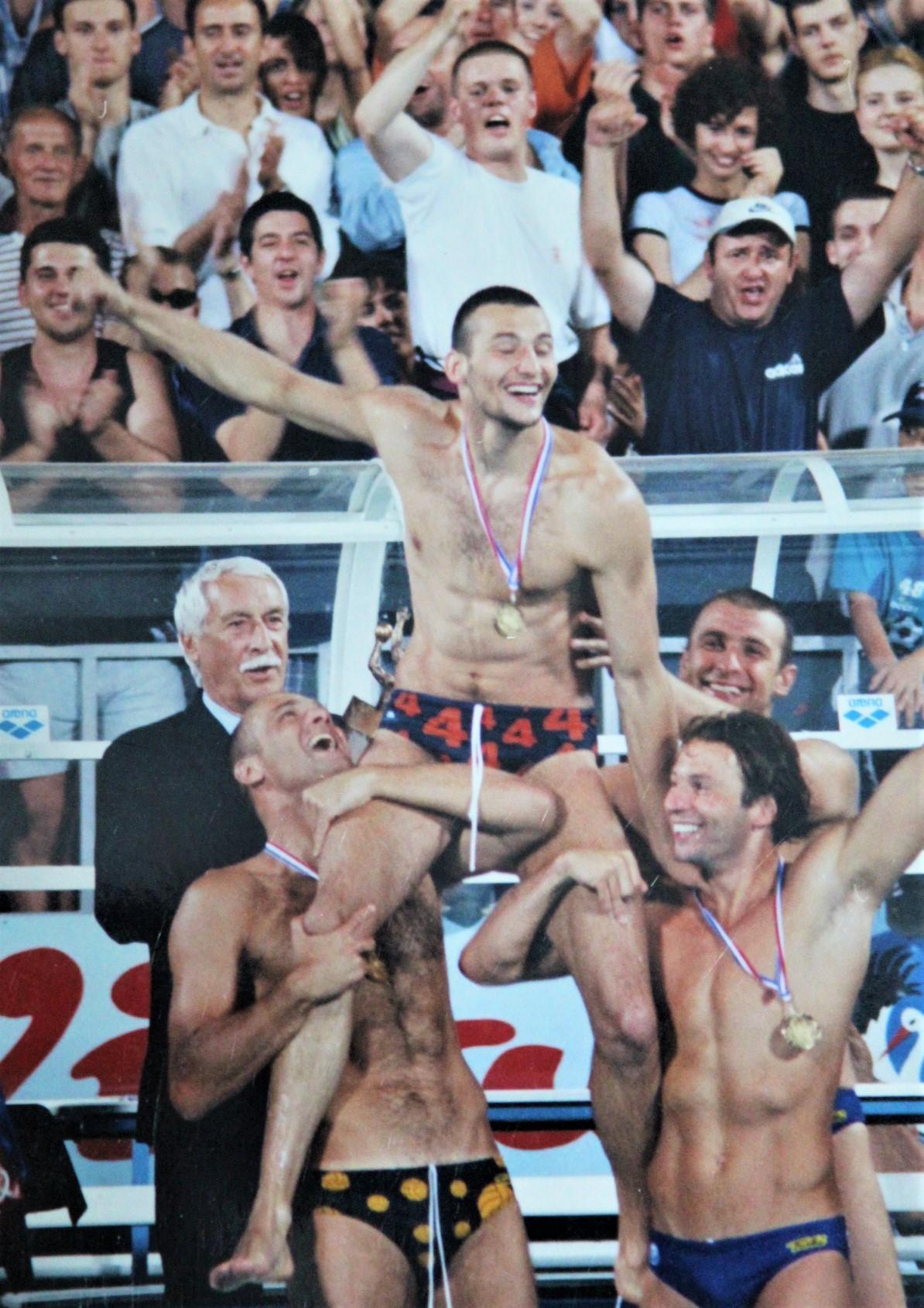 Aleksandar Ćirić je proglašen za MVP fajnal fora