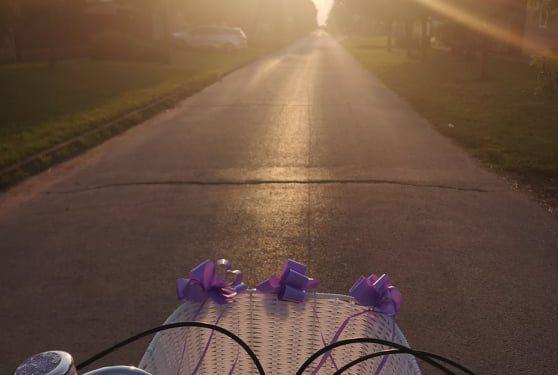 Najlepši su zalasci sunca na biciklu