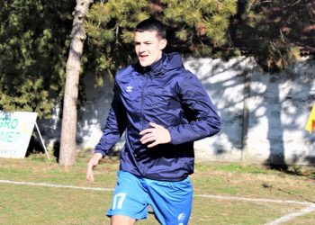 Novi izazov u Mladosti: perspektivni Milan Stanić