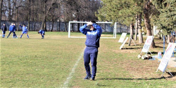 Kako pripreme odmiču, Lazar Dabižljević je sve zadovoljniji | Foto: V. Jankov