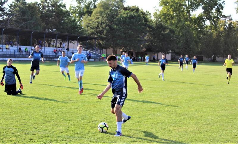 Bojan Ćulum je postigao prvi gol na utakmici
