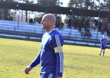 Kapiten Vojvodine Bojan Bilbija