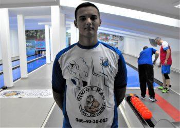 Iako još nedovoljno oporavljen od povrede, Marko Erdeljan je zabeležio najbolji rezultat
