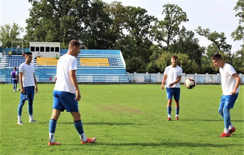"""Četvorica """"junoša Kopre"""", Tatić, Hasičić i Jelić dobili su priliku u drugom poluvremenu"""