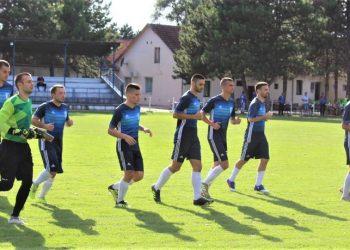 Igrači Vojvodine iz Bačkog Gradišta spremni za novi derbi