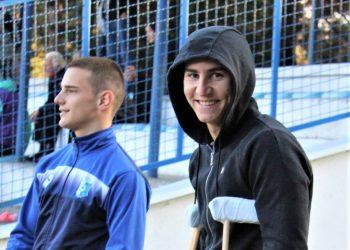 Štake umesto kopački: Nenad Kudrić sada radi van terena