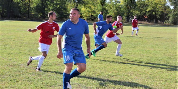 Strahinja Banović je bio strelac dva gola u Srbobranu