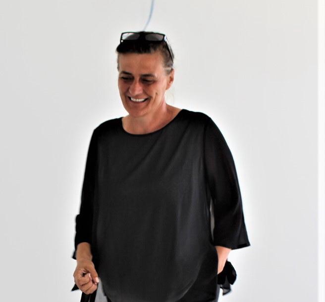 Zora Radojević brine o aktuelnim radovima