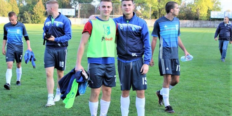 Aleksandar Prodanov sa markerom na sebi posigao je prvi gol u sezoni