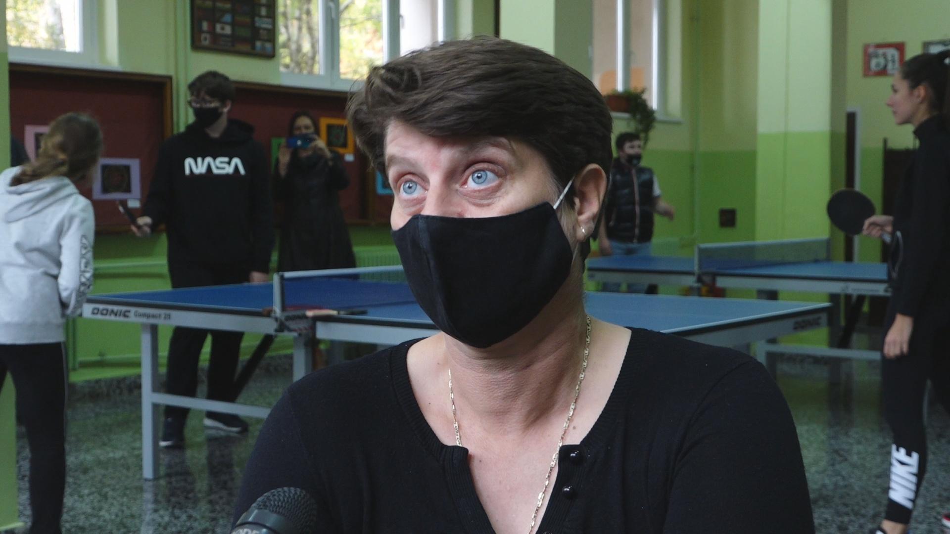 Čuvena sportistkinja podržava akciju škole