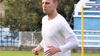 Daniel Tišma je dao prvi gol u dresu Bečeja