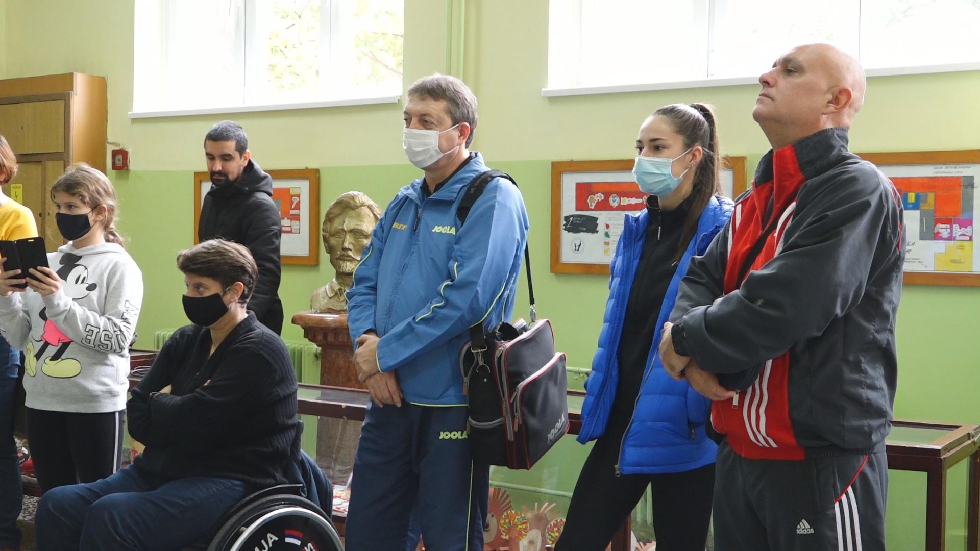 Pored Bebe Perić Ranković, učenici mogu da računaju i na Šandora Poljaka, Reku Bezeg i Dejana Zeremskog