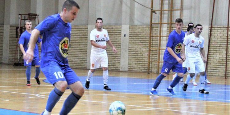 Kapiten Bečejaca Stefan Korać postigao je dva gola | Foto: Vlastimir Jankov