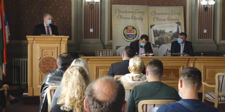 Lokalni parlament u Bečeju