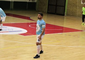 Veselin Guberinić je postigao tri gola