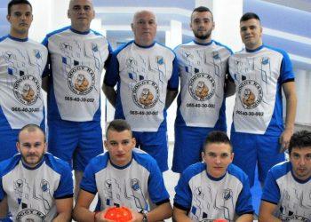 Ekipa Vojvodine iz Bačkog Gradišta