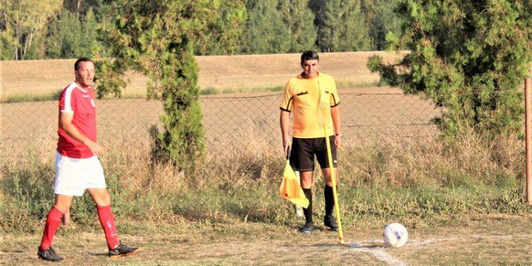 Boris Drašković je bio strelac jedinog gola za Petrovoselce u Tomislavcima