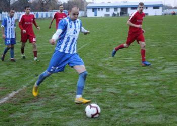 Četiri gola za pola sezone: napadač Bečejaca Daniel Tišma