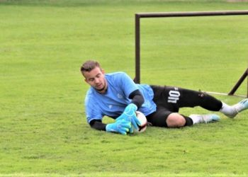 Mladi čuvar mreže Stefan Barjaktarov je debitovao u dresu Bečejaca