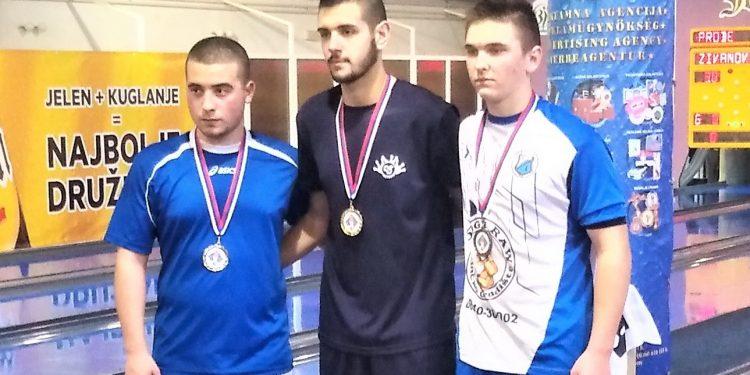 Hunor Radatovič treći u kombinaciji na kadetskom prvenstvu Srbije