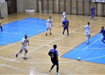 Sa futsal utakmice Bečej 2003 – Leskovac