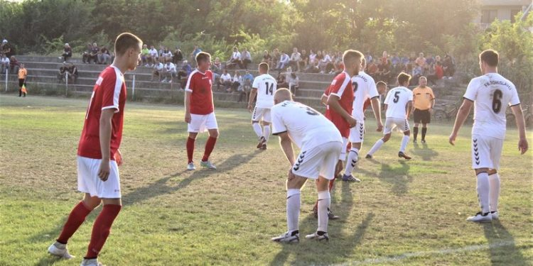 Sa utakmice u Bačkom Petrovom Selu