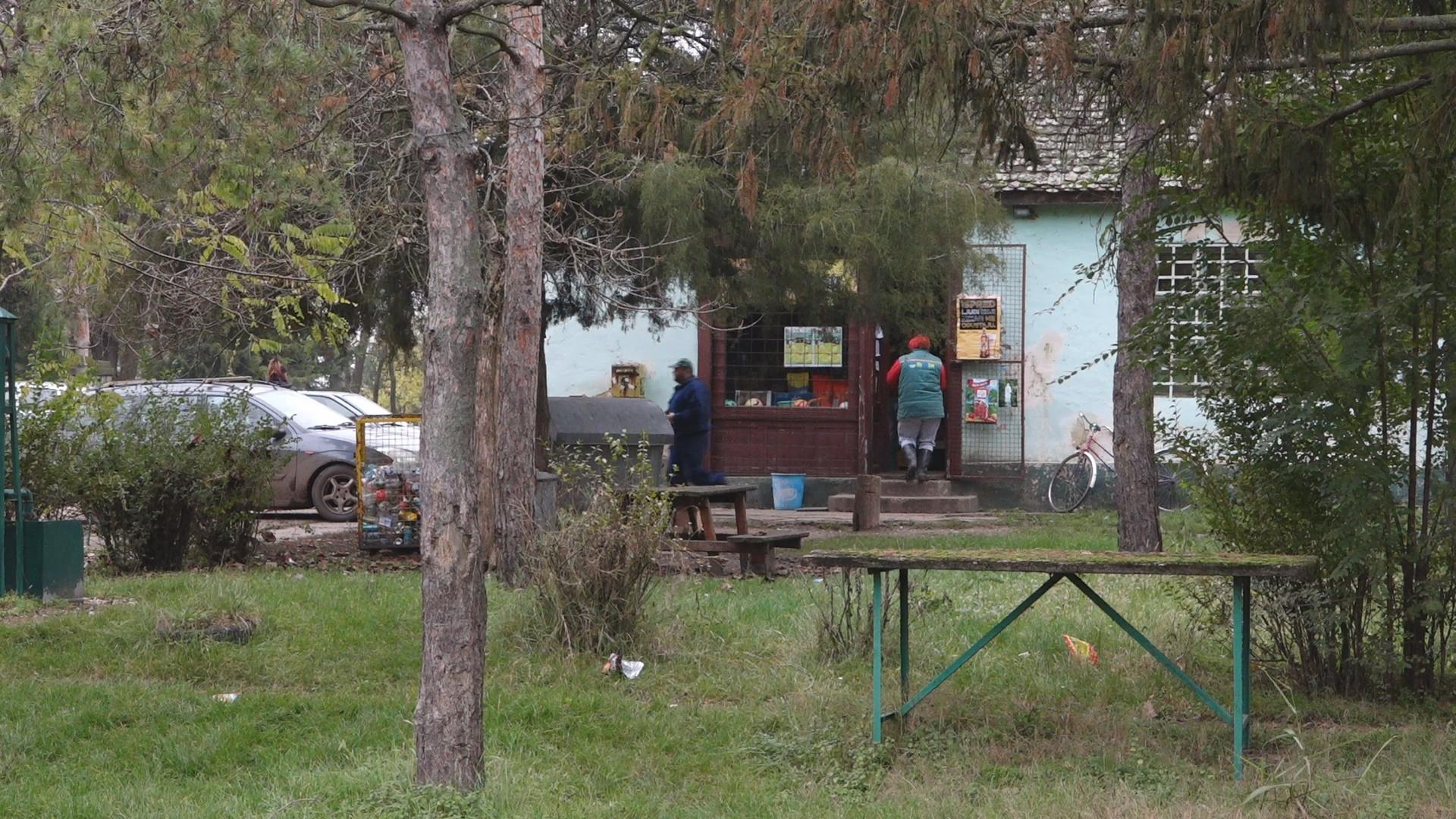 Seoska prodavnica - najfrekventnije mesto u selu