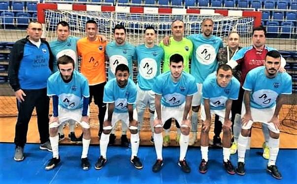 Futsaleri novobečejske Tise finalisti vojvođanskog kupa